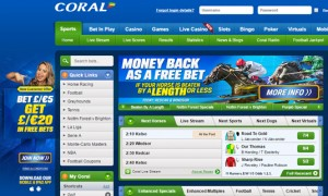 Coral sports betting uk 3 team teaser betting